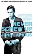 Cover-Bild zu Lapidus, Jens: Never Screw Up (eBook)