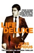 Cover-Bild zu Lapidus, Jens: Life Deluxe (eBook)