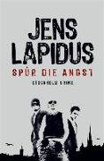 Cover-Bild zu Lapidus, Jens: Spür die Angst (eBook)