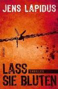 Cover-Bild zu Lapidus, Jens: Lass sie bluten (eBook)