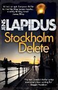 Cover-Bild zu Lapidus, Jens: Stockholm Delete (eBook)