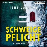 Cover-Bild zu Lapidus, Jens: Schweigepflicht (Audio Download)