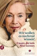 Cover-Bild zu Andries, Nicole: Wir wollen es noch mal wissen