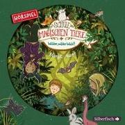 Cover-Bild zu Auer, Margit: Wilder, wilder Wald! Das Hörspiel