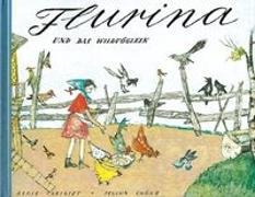 Cover-Bild zu Flurina und das Wildvöglein