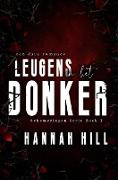 Cover-Bild zu Hill, Hannah: Leugens in het donker (Schemeringen, #1) (eBook)