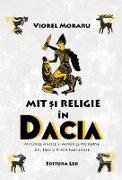 Cover-Bild zu Moraru, Viorel: Mit si Religie in Dacia (eBook)