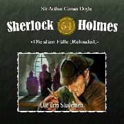 Cover-Bild zu eBook Sherlock Holmes, Die alten Fälle (Reloaded), Fall 54: Die drei Studenten