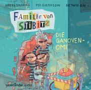 Cover-Bild zu Sparring, Anders: Familie von Stibitz - Die Ganoven-Omi