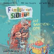 Cover-Bild zu Sparring, Anders: Die Ganoven-Omi - Familie von Stibitz, (Ungekürzte Lesung) (Audio Download)