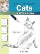Cover-Bild zu Pinder, Polly: How to Draw: Cats