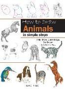 Cover-Bild zu Dutton, Eva: How to Draw: Animals