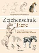 Cover-Bild zu Pinder, Polly: Zeichenschule Tiere