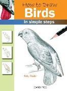 Cover-Bild zu Pinder, Polly: How to Draw: Birds