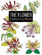 Cover-Bild zu Pinder, Polly: The Flower Colouring Book