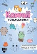 Cover-Bild zu Kawaii - Vorlagenbuch