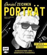 Cover-Bild zu Genial zeichnen - Porträt von Modzelewski, Andreas M.