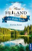 Cover-Bild zu Simons, Johann: Herr Heiland und der dicke Fisch (eBook)