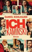 Cover-Bild zu Kehlmann, Daniel: Ich und Kaminski
