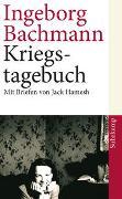 Cover-Bild zu Bachmann, Ingeborg: Kriegstagebuch