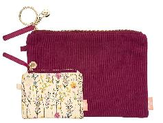 Cover-Bild zu moses. Täschchen Blumenwiese Bio-Baumwolle VE 3