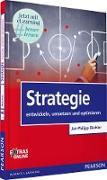 Cover-Bild zu Büchler, Jan-Philipp: Strategie (eBook)