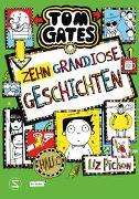 Cover-Bild zu Pichon, Liz: Tom Gates - Zehn Grandiose Geschichten