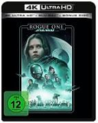 Cover-Bild zu Rogue One - A Star Wars Story 4K (Line Look 2020) von Edwards, Gareth (Reg.)