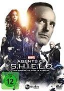 Cover-Bild zu Marvel Agents of S.H.I.E.L.D. - 5. Staffel (6Disc) von Misiano, Vincent (Reg.)