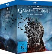 Cover-Bild zu Game of Thrones: Die komplette Serie