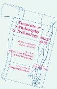 Cover-Bild zu Kapp, Ernst: Elements of a Philosophy of Technology
