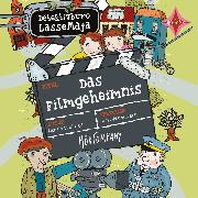 Cover-Bild zu Widmark, Martin: Detektivbüro LasseMaja - Das Filmgeheimnis (Audio Download)
