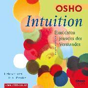 Cover-Bild zu Osho: Intuition (Audio Download)