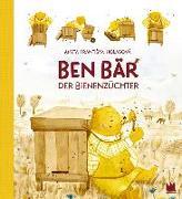 Cover-Bild zu Holasová, Aneta FrantiSka: Ben Bär, der Bienenzüchter
