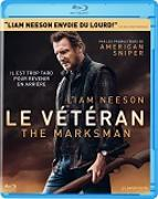 Cover-Bild zu Robert Lorenz (Reg.): Le Vétéran - The Marksman BR F