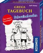 Cover-Bild zu Prinz, Matthias: Kartenspiel Gregs Tagebuch - Schweinehaufen