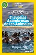 Cover-Bild zu National Geographic Reader: Great Migration Amazing Animal Journeys (Spanish) (National Geographic Readers) (eBook)