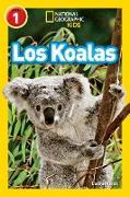 Cover-Bild zu National Geographic Reader: Koalas (Spanish) (National Geographic Readers) (eBook)