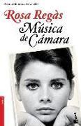 Cover-Bild zu Música de cámara von Regàs, Rosa