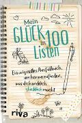 Cover-Bild zu riva Verlag: Mein Glück in 100 Listen