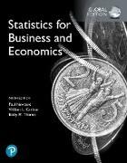 Cover-Bild zu Newbold, Paul: Statistics for Business and Economics, ebook, Global Edition (eBook)