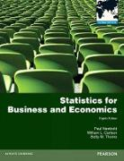 Cover-Bild zu Carlson, William: eBook for Statistics for Business and Economics: Global Edition (eBook)