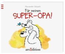 Cover-Bild zu Holzach, Alexander: Für meinen Super-Opa