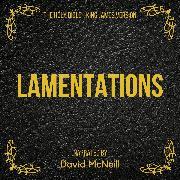 Cover-Bild zu The Holy Bible - Lamentations (Audio Download) von James, King