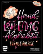 Cover-Bild zu Kühne, Andrea: Handlettering 44 Alphabete - Für alle Anlässe - Band 3
