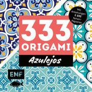 Cover-Bild zu 333 Origami - Azulejos: Zauberhafte Muster, marokkanische Farbwelten