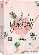 Cover-Bild zu Pöltl, Tanja: Bullet Journal - Be Yourself - kreativ leben