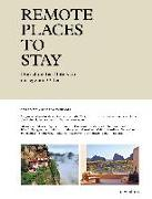 Cover-Bild zu Pappyn, Debbie: Remote Places To Stay (DE)