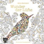 Cover-Bild zu Millie Marotta's Wunder der Lüfte - Die schönsten Ausmalabenteuer von Marotta, Millie