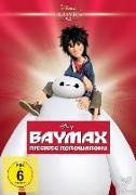 Cover-Bild zu Baymax - Riesiges Robowabohu - Big Hero 6 - Disney Classics 54 von Hall, Don (Reg.)